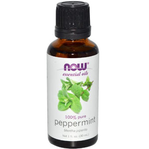 NOW Essential Oil 30 ml Peppermint Oil