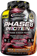 Load image into Gallery viewer, MuscleTech Phase8 Multi-Phase 8-Hour Protein 4.6 lbs