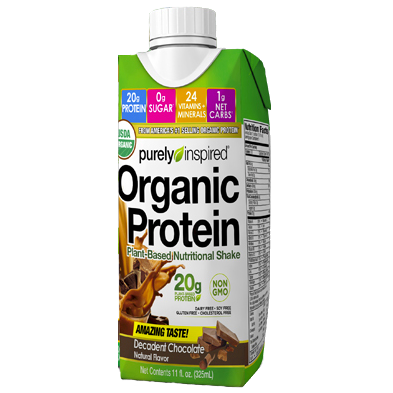 Purely Inspired Organic Protein Shake 325ml