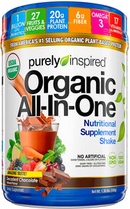 Purely Inspired Organic All-In-One Protein Shake 1.3 lbs 16 servings