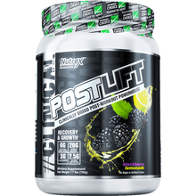 Load image into Gallery viewer, Nutrex Postlift Post-Workout 756g Blackberry Lemonade