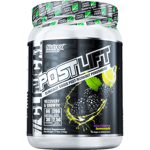 Nutrex Postlift Post-Workout 756g Blackberry Lemonade