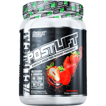 Load image into Gallery viewer, Nutrex Postlift Post-Workout 748g Strawberry