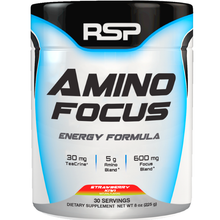 Load image into Gallery viewer, RSP Nutrition Amino Focus 225g Strawberry Kiwi