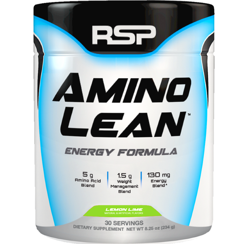 RSP Nutrition Amino Lean 234g Lemon Lime