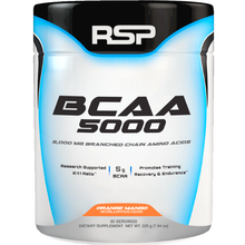 Load image into Gallery viewer, RSP Nutrition BCAA 5000 225g