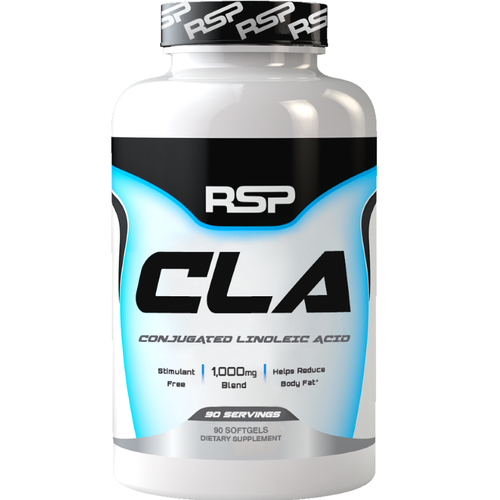 RSP Nutrition CLA 90 softgels