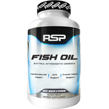 Load image into Gallery viewer, RSP Nutrition Fish Oil