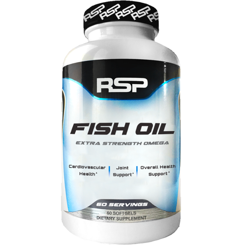 RSP Nutrition Fish Oil
