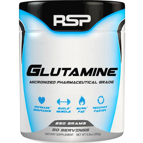 RSP Nutrition Glutamine 250g