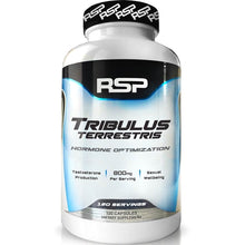 Load image into Gallery viewer, RSP Nutrition Tribulus 120 capsules