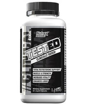 Load image into Gallery viewer, Nutrex Tested Clinically Dosed Testosterone Support 60 liquid capsules