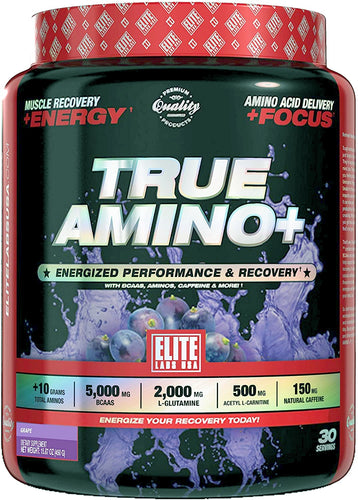 Elite Labs True Amino+ 450g 30 servings