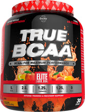 Load image into Gallery viewer, Elite Labs True BCAA 30 servings