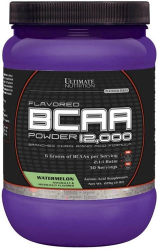 Ultimate Nutrition BCAA Powder 12000 228g