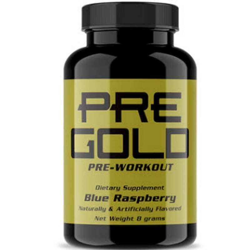 Ultimate Nutrition Pre Gold 8g Blue Raspberry