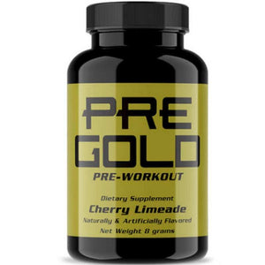 Ultimate Nutrition Pre Gold 8g Cherry Limeade