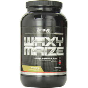 Ultimate Nutrition Waxy Maize 3 lb