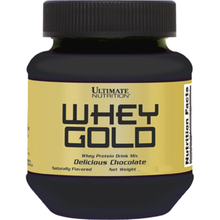 Load image into Gallery viewer, Ultimate Nutrition Whey Gold 34g Chocolate