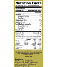 Load image into Gallery viewer, Ultimate Nutrition Whey Gold 34g Vanilla