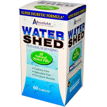 Load image into Gallery viewer, Absolute Nutrition Water Shed 60 tablets