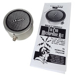 Tin Can Microphone Kit - build your own old-time mic!