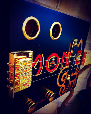 """Monte"" Four String Hot Box Pro"