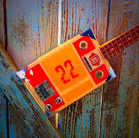 'CATCH 22' Three String Hot Box Pro