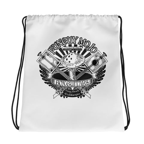 Funguy Mojo Guitars Drawstring bag