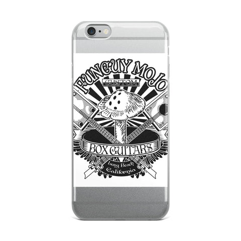 Funguy Mojo Guitars iPhone Case