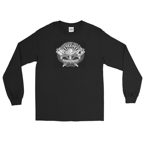 Funguy Mojo Guitars Long Sleeve T-Shirt