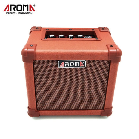AROMA 10W Brown Amplifier Box AG-10A