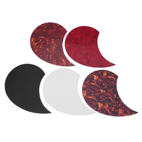 5pcs 36 inch Acoustic Electric Guitar Pickguard Pick Guard Sound Hole Cover Block Drop Guard Musical Instruments Part Accessory