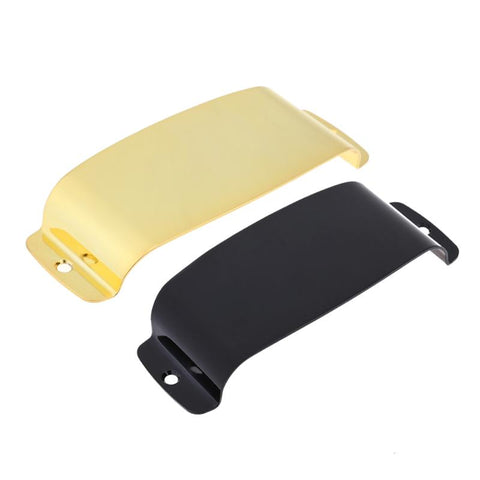 Metal Humbucker Pickup Protective Shell Case Cover for Electric Guitar Bass Golden Black Color Guitar Parts & Accessories