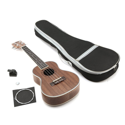 2018 21 Inch MUH07 Concert Ukulele Set with Tuner