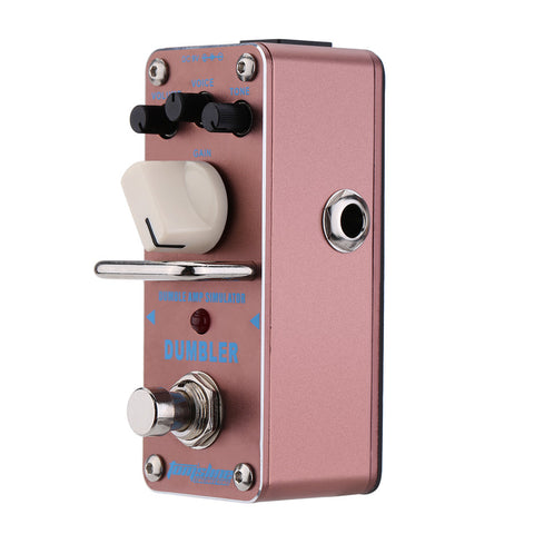 AROMA ADR-3 Dumbler Amp Simulator Mini Effect Pedal with True Bypass