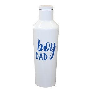 Boy Dad Tumbler or Canteen