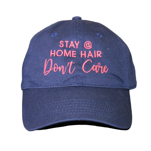 Stay @ Home Hair - baseball cap