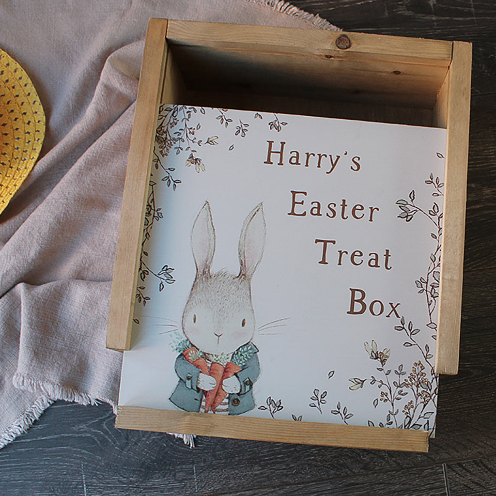 What to put in an Easter Box