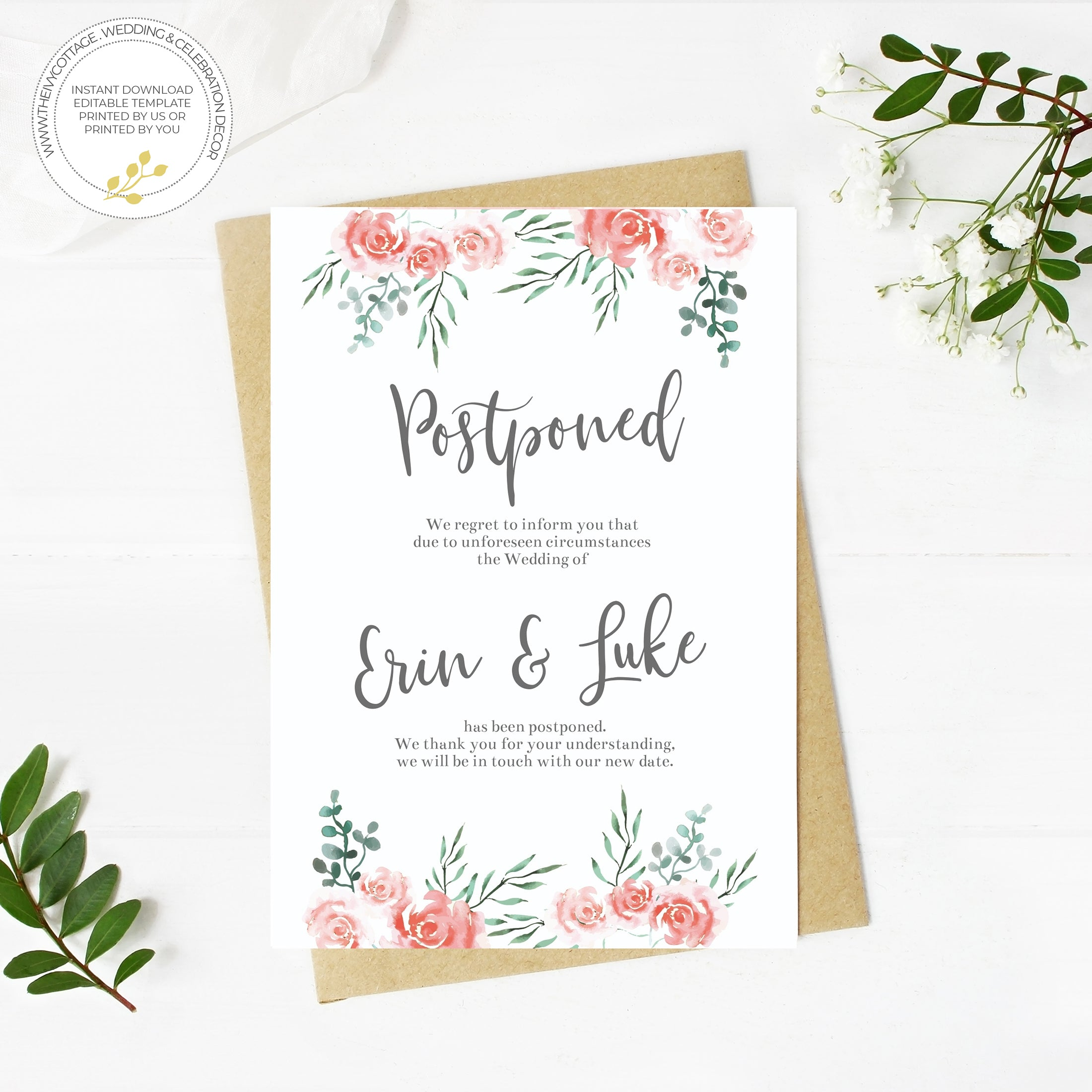 It is a picture of Printable Wedding Card in greeting