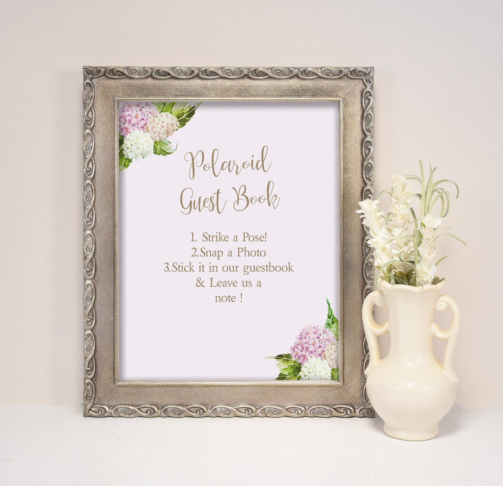 PRINTED WEDDING SIGN, personalised sign for  cards & gifts, guestbook, sweet table, In Memory