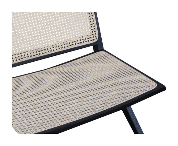 Kyoto Lounge Chair, Black Ash - Image 7