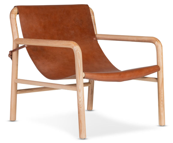 Easy Living Chair, Burnt Toffee - Image 3
