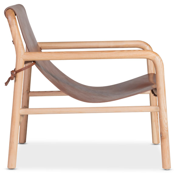 Easy Living Chair, Burnt Toffee - Image 4