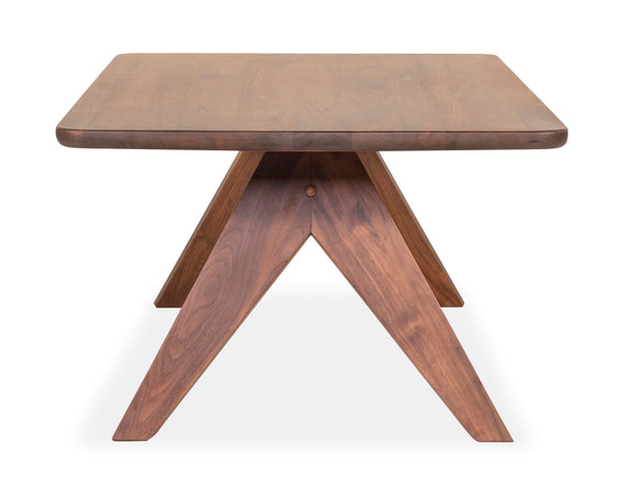 Weekender Coffee Table, Mocha - Image 4