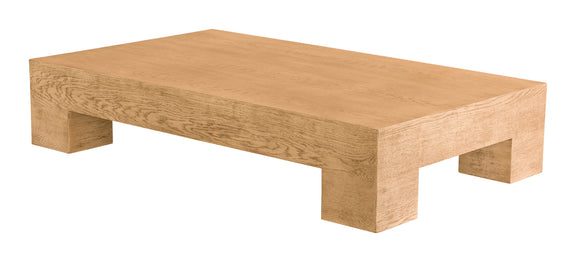 Drop In Coffee Table, Toast - Image 2