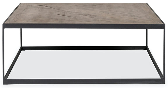 Home Again Coffee Table, Carbon
