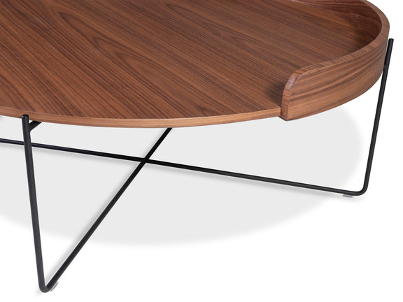 Kick Back Coffee Table, Spice - Image 5