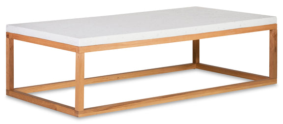 Balance Coffee Table, Nougat - Image 3