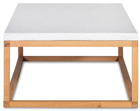 Balance Coffee Table, Nougat - Image 4